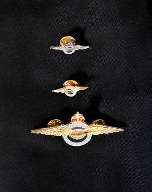 Wing Badge Small