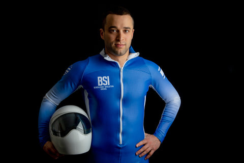 Jared Firestone Jewish-American Skeleton Athlete