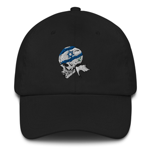 Israel Skeleton Hat