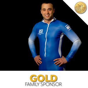 Jared Firestone Gold Family Sponsor