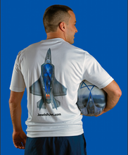 Load image into Gallery viewer, Signed Jewish Jet T-Shirt