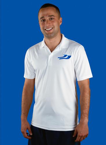 Jewish Jet Performance Polo