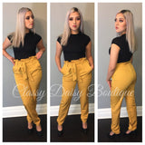 MADDISON HIGH WAISTED PANTS