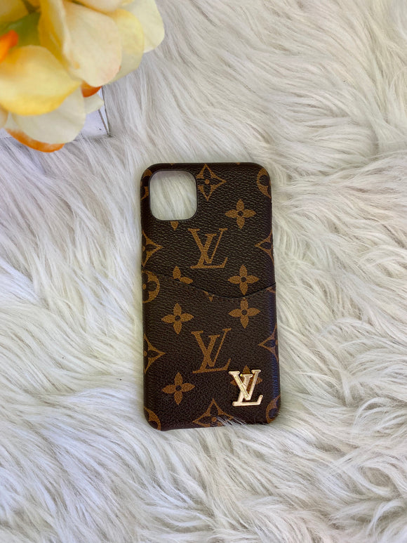 LV Phone Case (Brown)