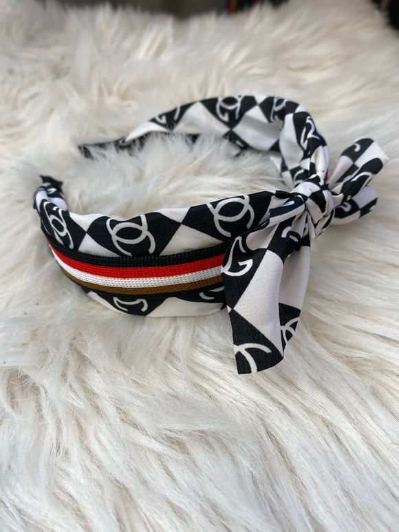 GG Inspired Head Band