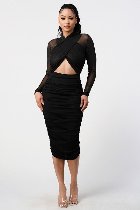 Kaci Dress (Black)