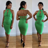 Weekend Bandage Dress