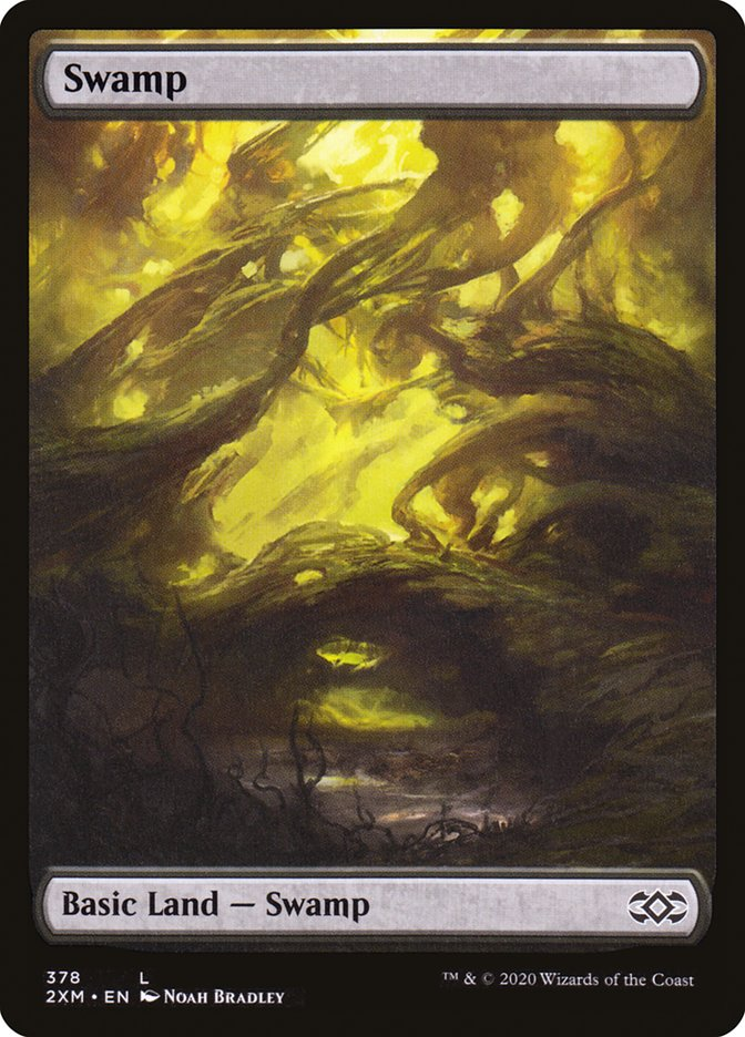 Swamp (Double Masters)
