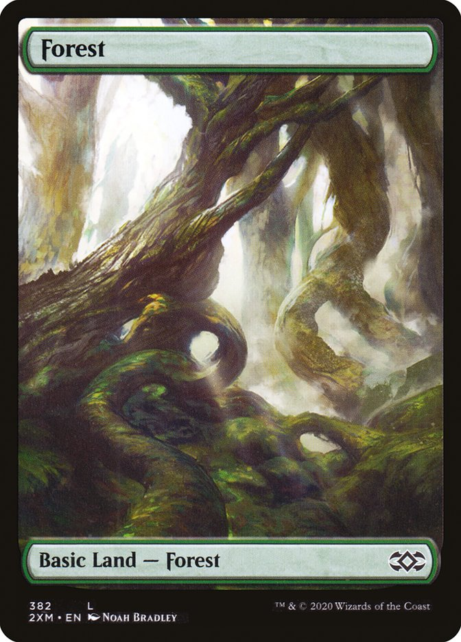 Forest (Double Masters) (Foil)