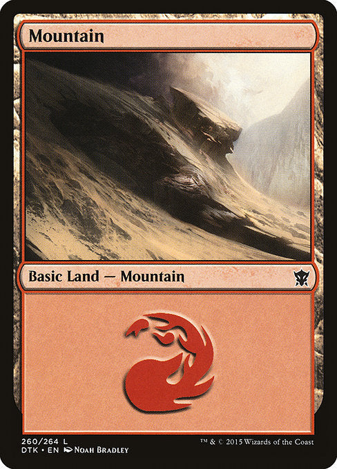 Mountain 2 (Dragons of Tarkir)