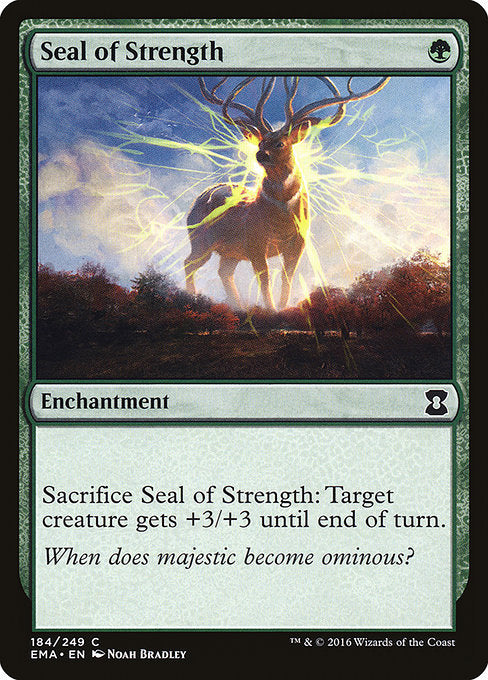 Seal of Strength (Foil)