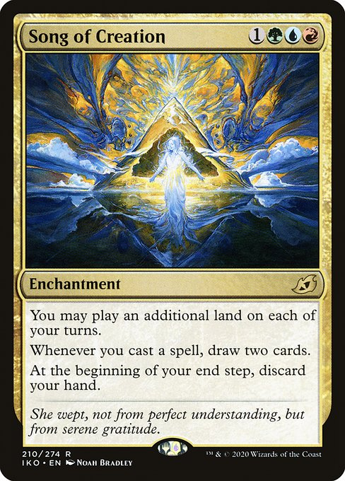 Song of Creation (Foil)