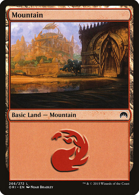 Mountain 2 (Origins) (Foil)