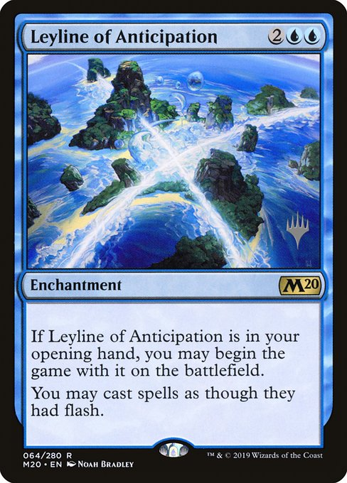 Leyline of Anticipation (Foil)