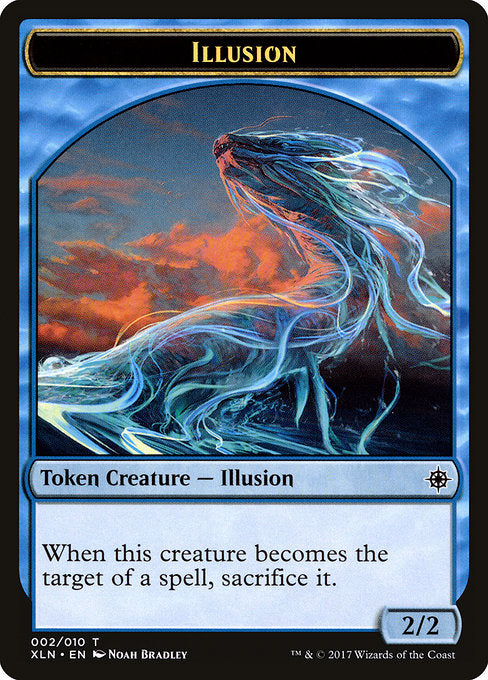 Illusion Token (Foil)