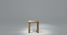 Load image into Gallery viewer, Angsana wood stool.