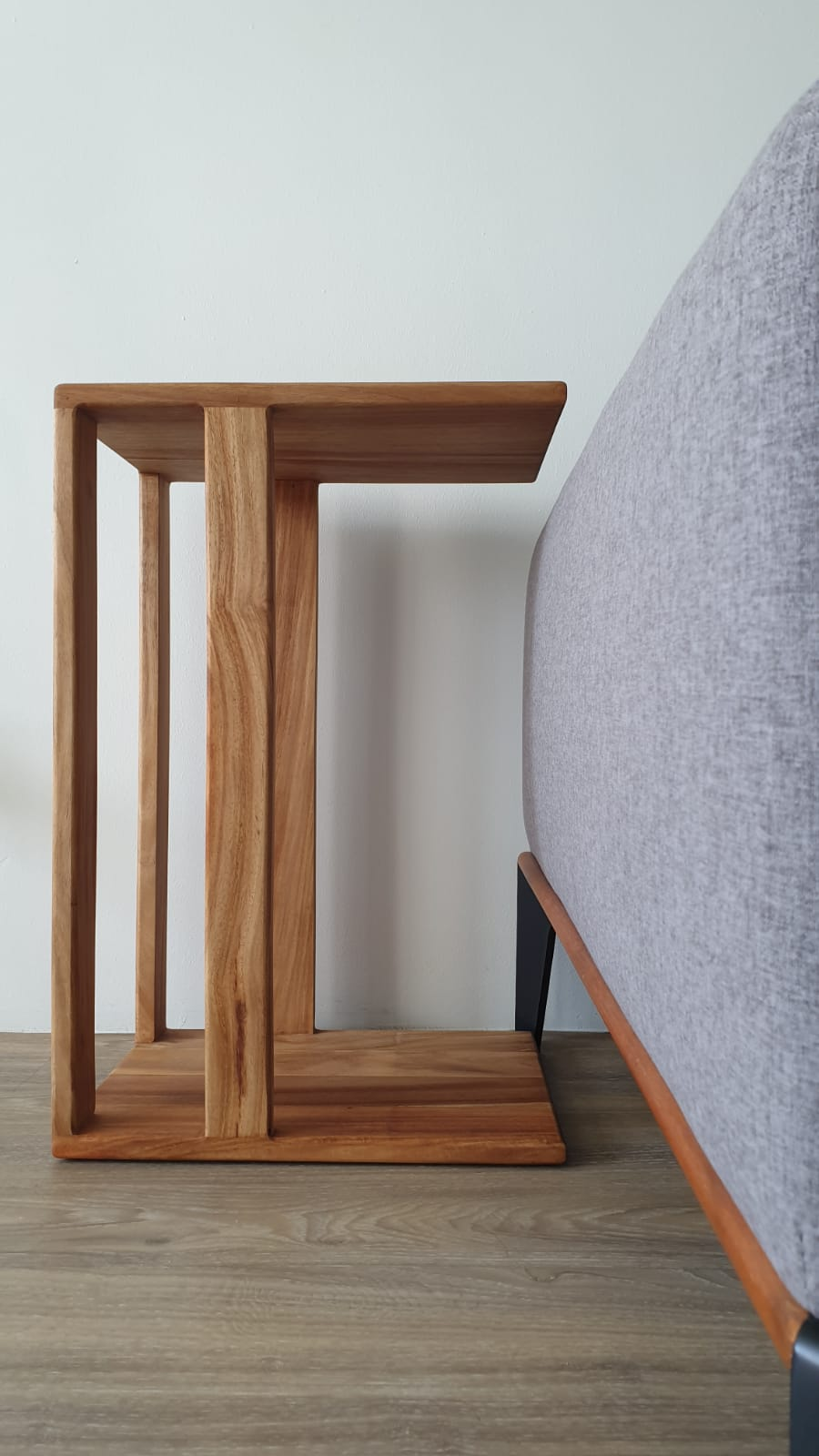 KOFFE -  Wood Side Table