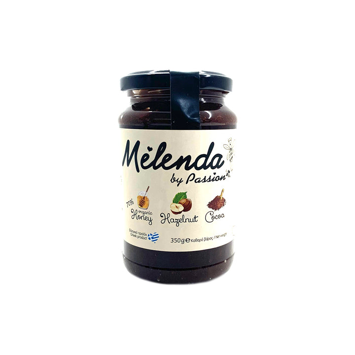 """PASSION HONEY"" MELENDA (ORGANIC HAZELNUT PASTE & HONEY)"