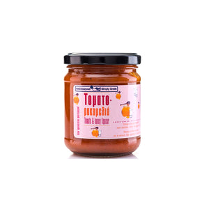 """SIMPLY GREEK"" TOMATO & HONEY LIQUEUR SPREAD"