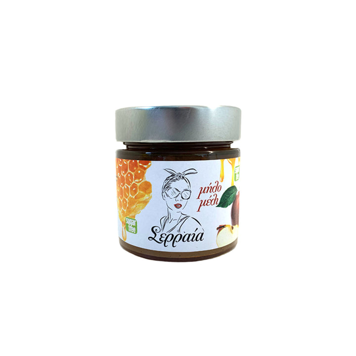 """SERRAIA"" NATURAL 100% APPLE JAM WITH HONEY (NO ADDED SUGAR)"