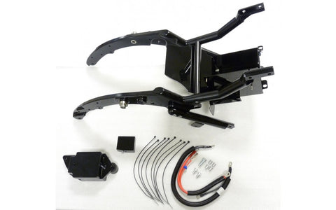 "3"" Drop Seat Frame Kit For '09-PRESENT' Touring Models"