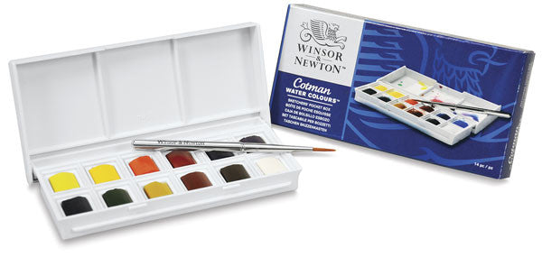 Pocket Watercolor Set: Winsor & Newton