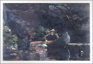 The Guide, 1889 by Winslow Homer