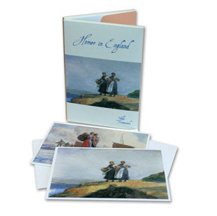 Winslow Homer in England: A Folio of Notecards