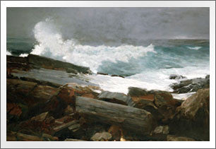 Weatherbeaten, 1894 by Winslow Homer