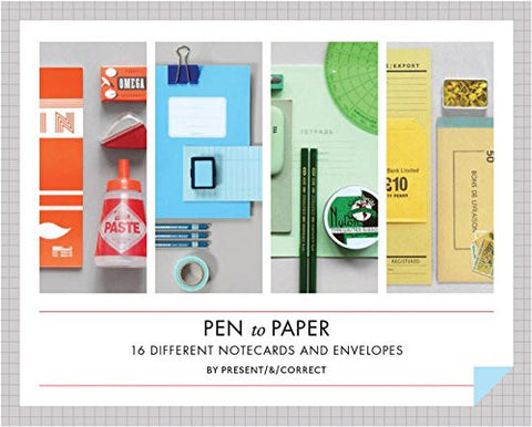 Pen to Paper Note Card Set