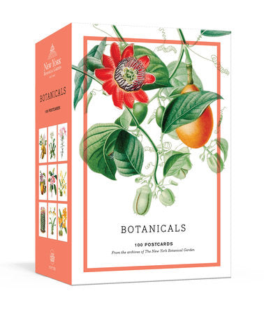 Botanicals 100 Postcards from the archives of the NY Botanical Garden
