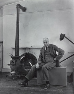 Edward Hopper, 1940, from 10 Photographs Portfolio