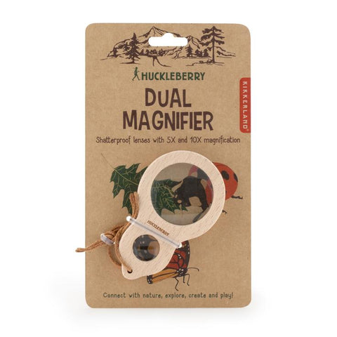 Dual Magnifier from Huckleberry