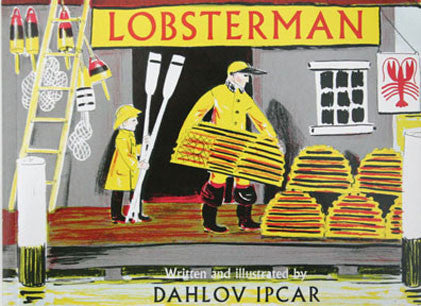 Lobsterman by Dahlov Ipcar