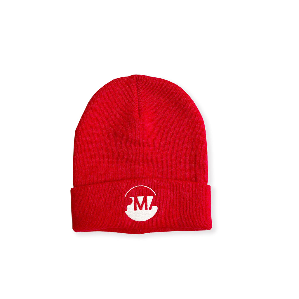 PMA Logo Red Winter Hat
