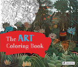 Art Coloring Book by Annette Roeder