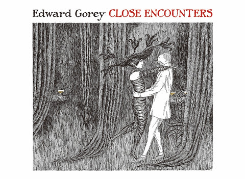 Edward Gorey: Close Encounters Assorted Boxed Notecards