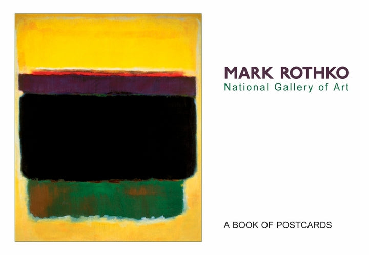 Mark Rothko Book of Postcards