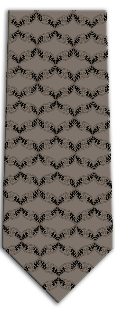 McLellan House Pattern Tie