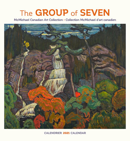 The Group of Seven Calendrier 2021 Wall Calendar (12 x 13)