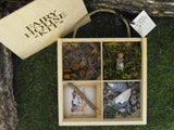 Fairy House Handbook & Kit