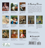 The Reading Woman 2021 Mini Wall Calendar (6½ x 7 in.)