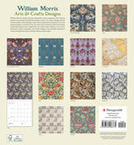 William Morris: Arts & Crafts Designs 2021 Wall Calendar (12 x 13)