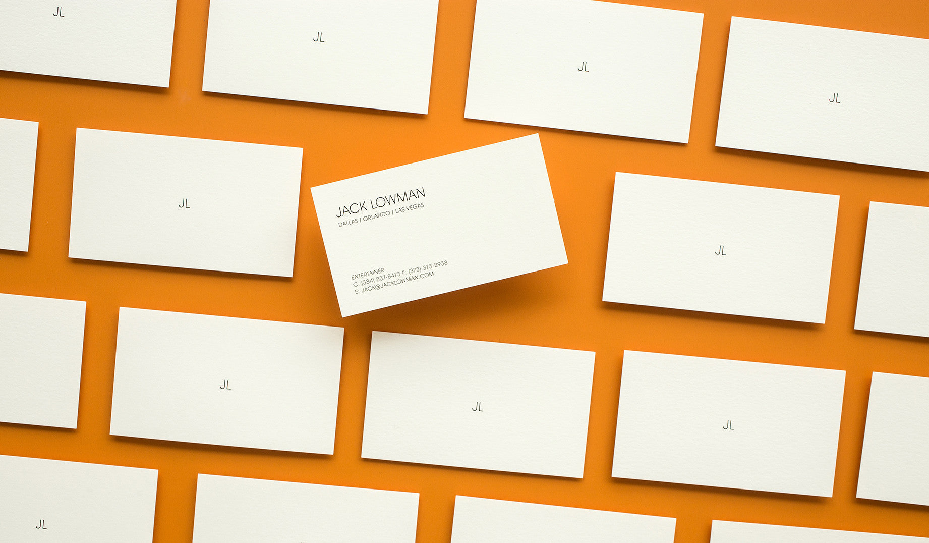 Themed business card entertain me paper chase press choose from four formats for your business cards the traditional 2 x 35 inch size colourmoves