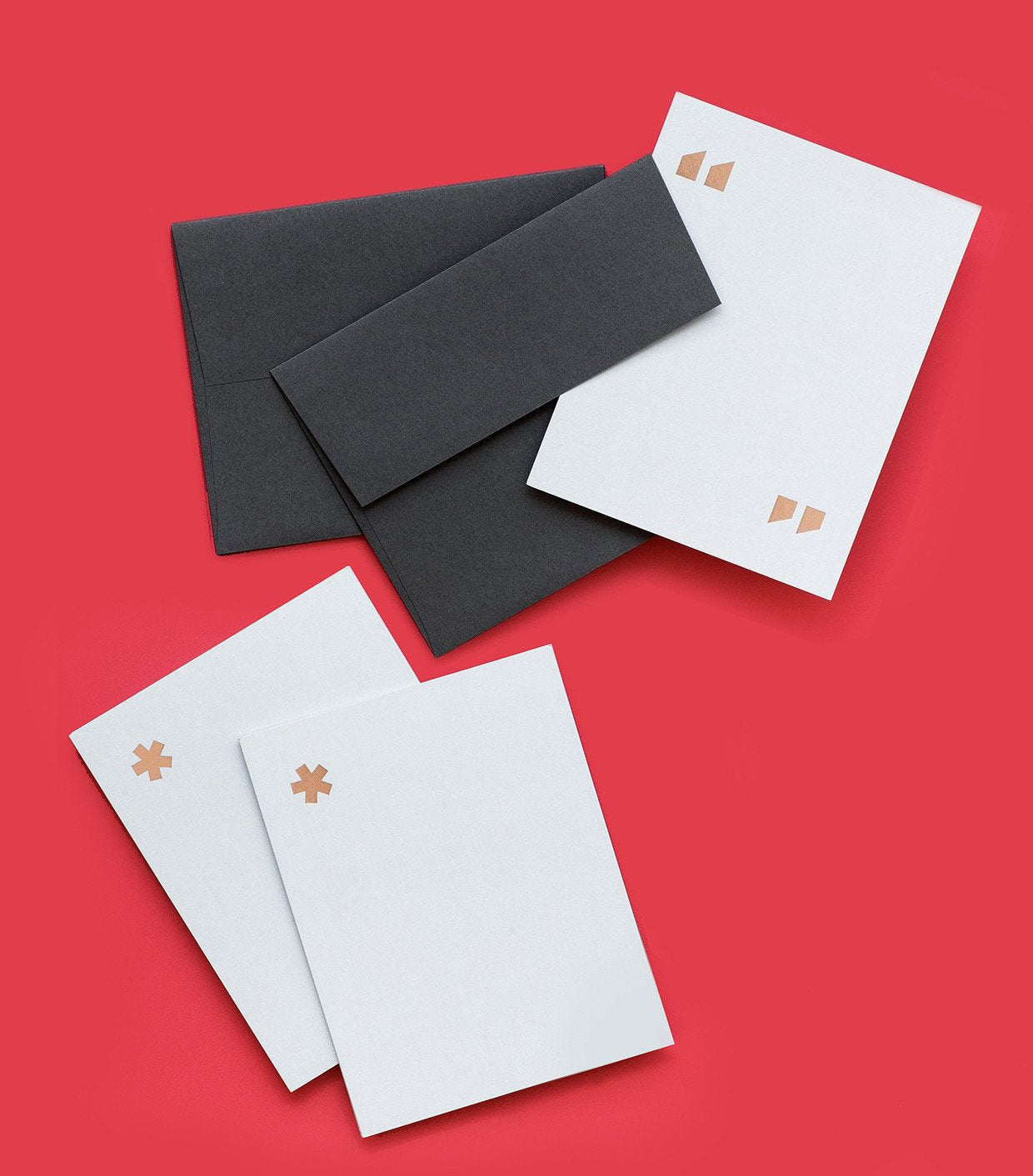 everlane shorthand notecards
