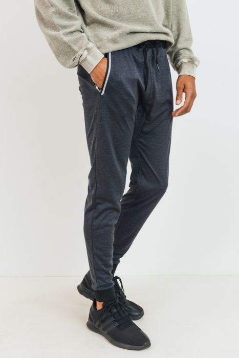 Men - Sleek Active Cuffed Joggers