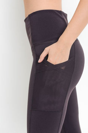 Full Leggings with Side Pockets