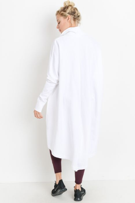Longsleeve Long Tunic Slouch Top