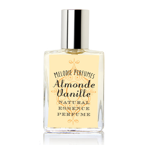 Almond Vanille natural perfume oil. Melodie Perfumes - theme-fragrance