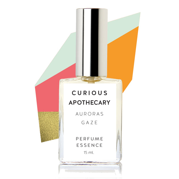 Aurora's Gaze Perfume. Orange blossom, Neroli, Citrus by Curious Apothecary